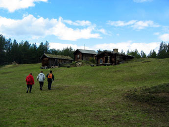 The Raja-Jooseppi Homestead. Photo: Nina Raasakka