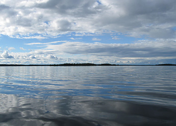 Lake Simojärvi. Photo: Olli Vainio
