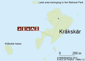 Krakskar Nationalparks Fi