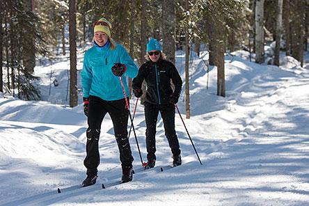 Winter Trails Luontoon Fi