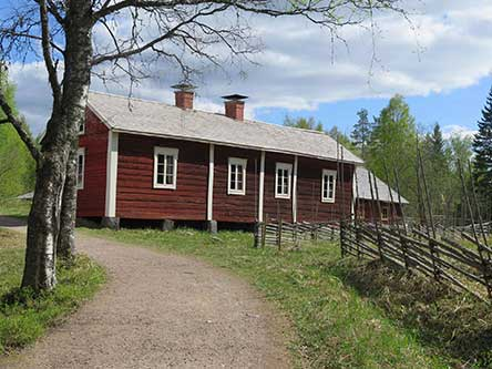 Welcome to Kovero Heritage Farm! Photo: Tiina Hakkarainen