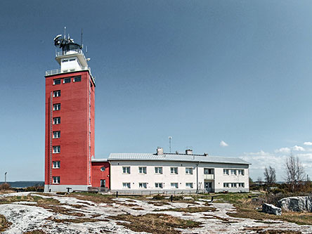 Lighthouse of Kylmäpihlaja. Photo: Anssi Riihiaho