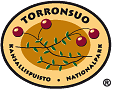 The Emblem of Torronsuo National Park - Cranberry