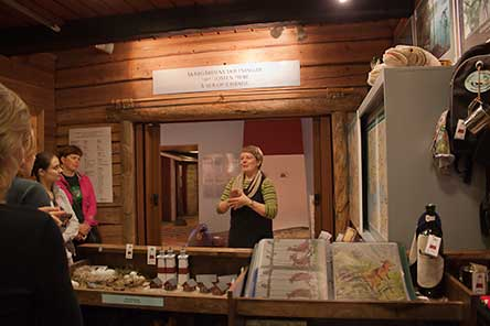 Ekenäs Nature Centre. Photo: Heini Ukkonen