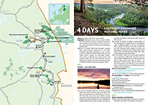 "Self-guided Tour: ""Kuusamo's Renowned National Parks"""