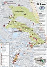 Services In Oulanka National Park Nationalparks Fi