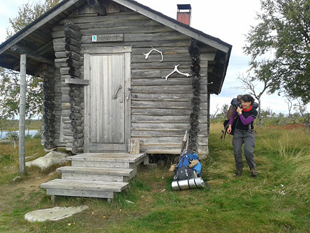 huts in northern lapland luontoon fi
