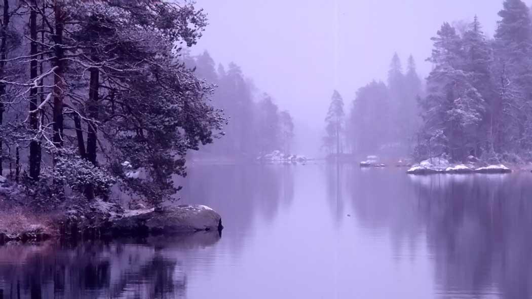 Isojärvi National Park Nationalparksfi