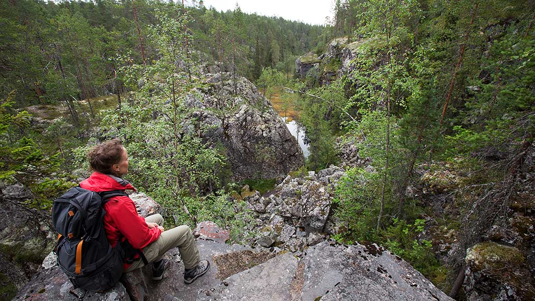Natural Features of Hiidenportti National Park - Nationalparks.fi 216446f747