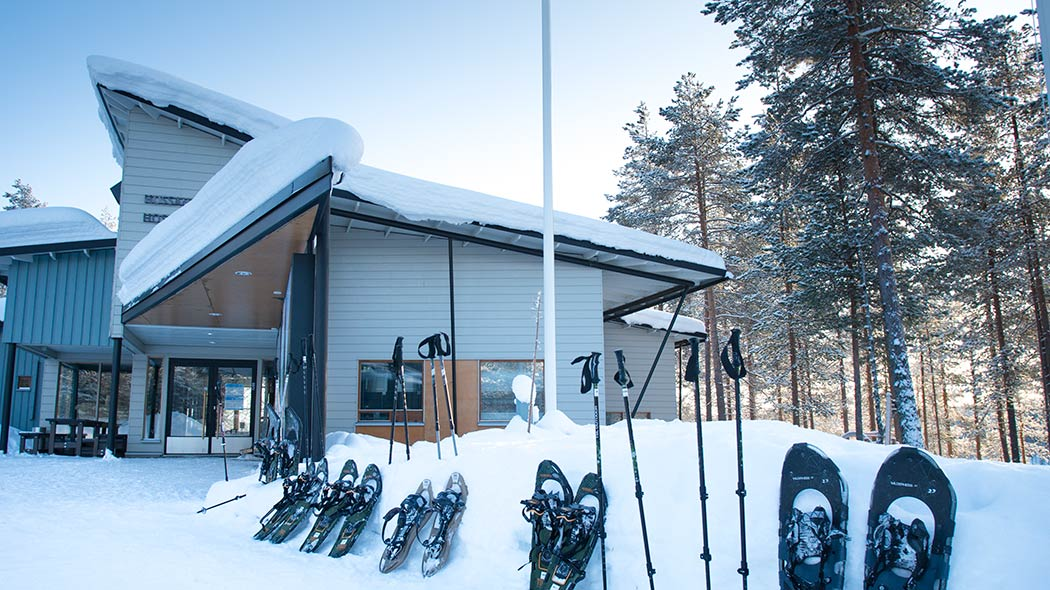 Services In Hossa National Park Nationalparks Fi