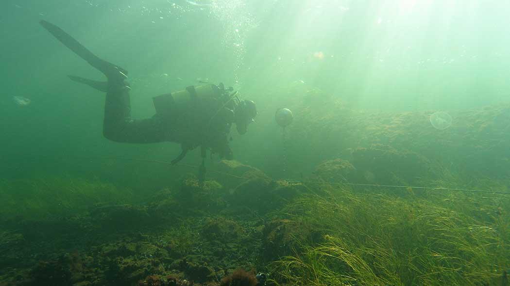 The Underwater Nature Trail Nationalparksfi