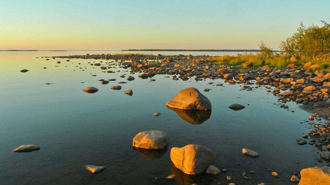 Bothnian Bay National Park Nationalparks Fi