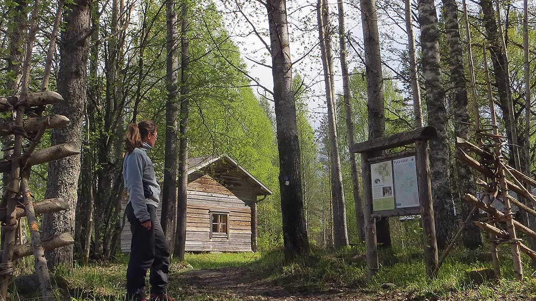 Poika-aho Crown Tenant Farm. Photo: Maija Mikkola.