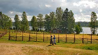 Korteniemi Heritage Farm. Photo: Juhani Mattila.