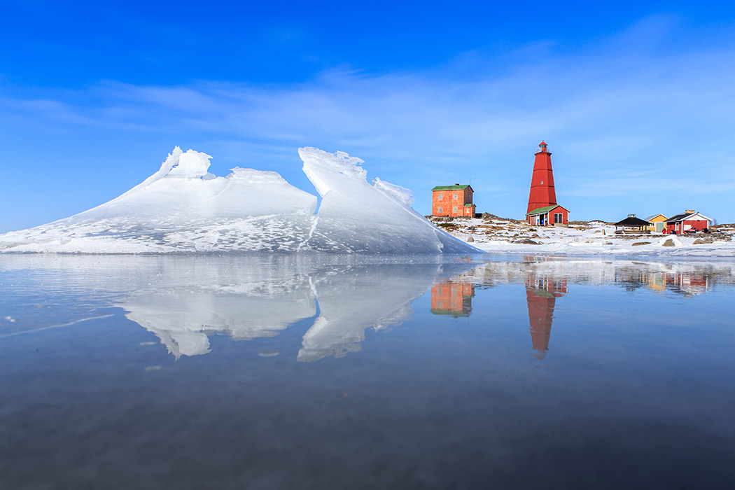 Ritgrund Lighthouse. Photo: AnnBritt Pada