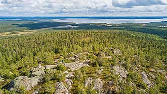 Syöte National Park. Photo: Ville Suorsa.